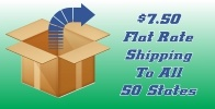 Best Buy Bearings Flat Shipping Rate $7.50